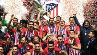 Real Madrid vs Atletico Madrid 2-4 Video Gol & Highlights Piala Super Eropa 2018