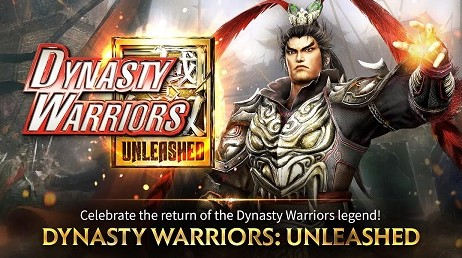 Download Dynasty Warriors: Unleashed MOD English Version