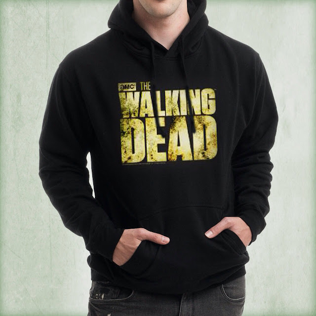 The Walking Dead Hoodie Uk Amazon For Men Women