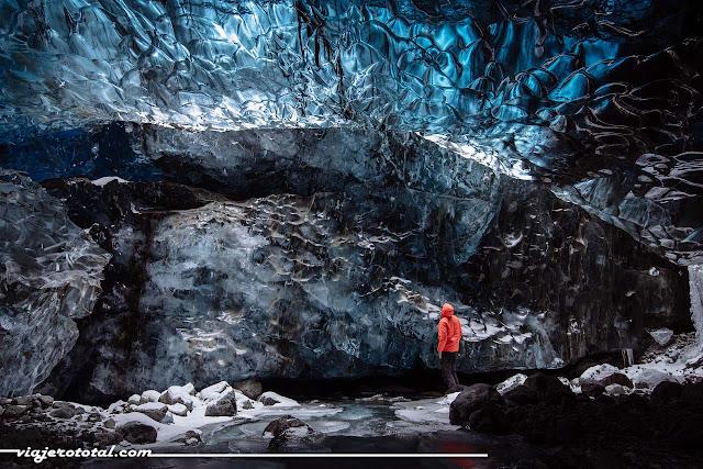 Cuando viajar a Islandia - Cueva de Hielo