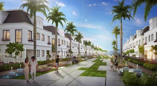 Biệt thự The Sunrise Bay Novaland Đa Phước Đà Nẵng