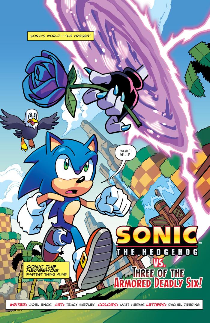 Preview Sonic Worlds Unite Battles 1 By Joel Enos Ryan Jampole Aleah Baker Tracy Yardley Et Al