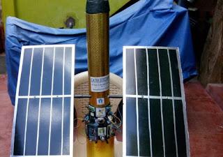 Demo Satelit NASA Terkecil