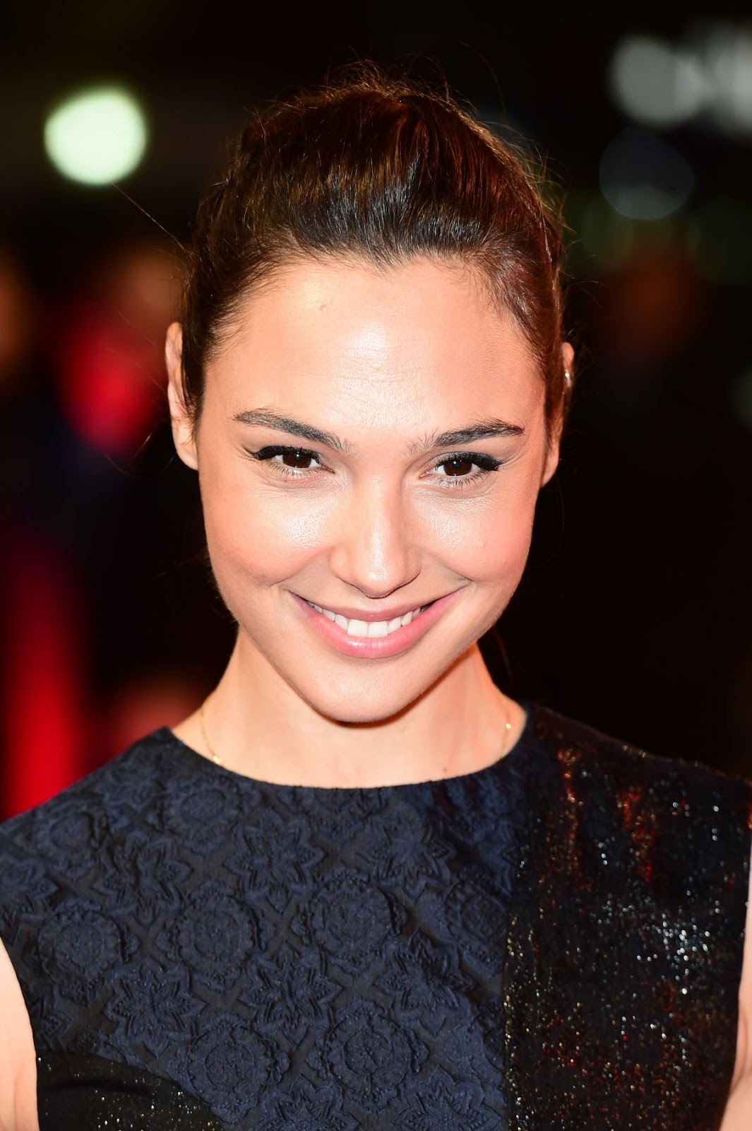 Full HQ Photos of HOT & Sexy Gal Gadot At The Last Witch Hunter Premiere In London