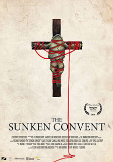 The Sunken Convent, Calu Flygare premio mejor actor Cryptshow Festival 2017