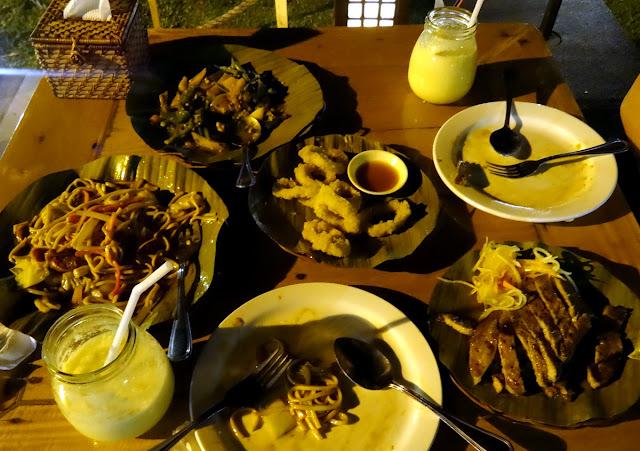 Lantaw srp dinner