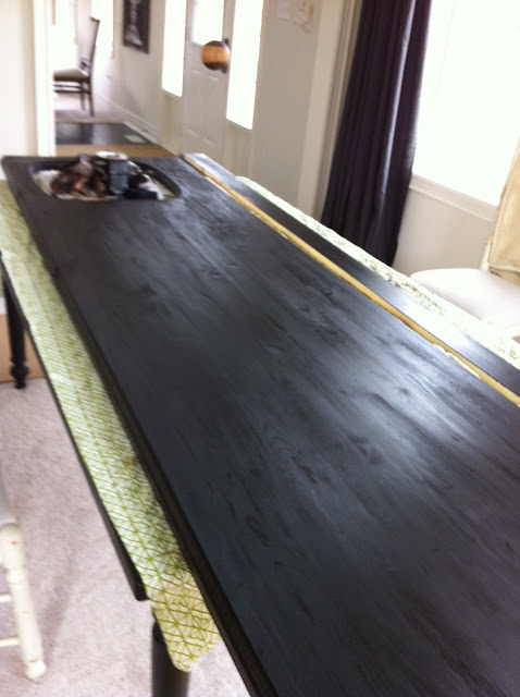 White Wood How I Built A Diy Wood Counter Top