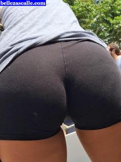chicas buen cuerpo shorts
