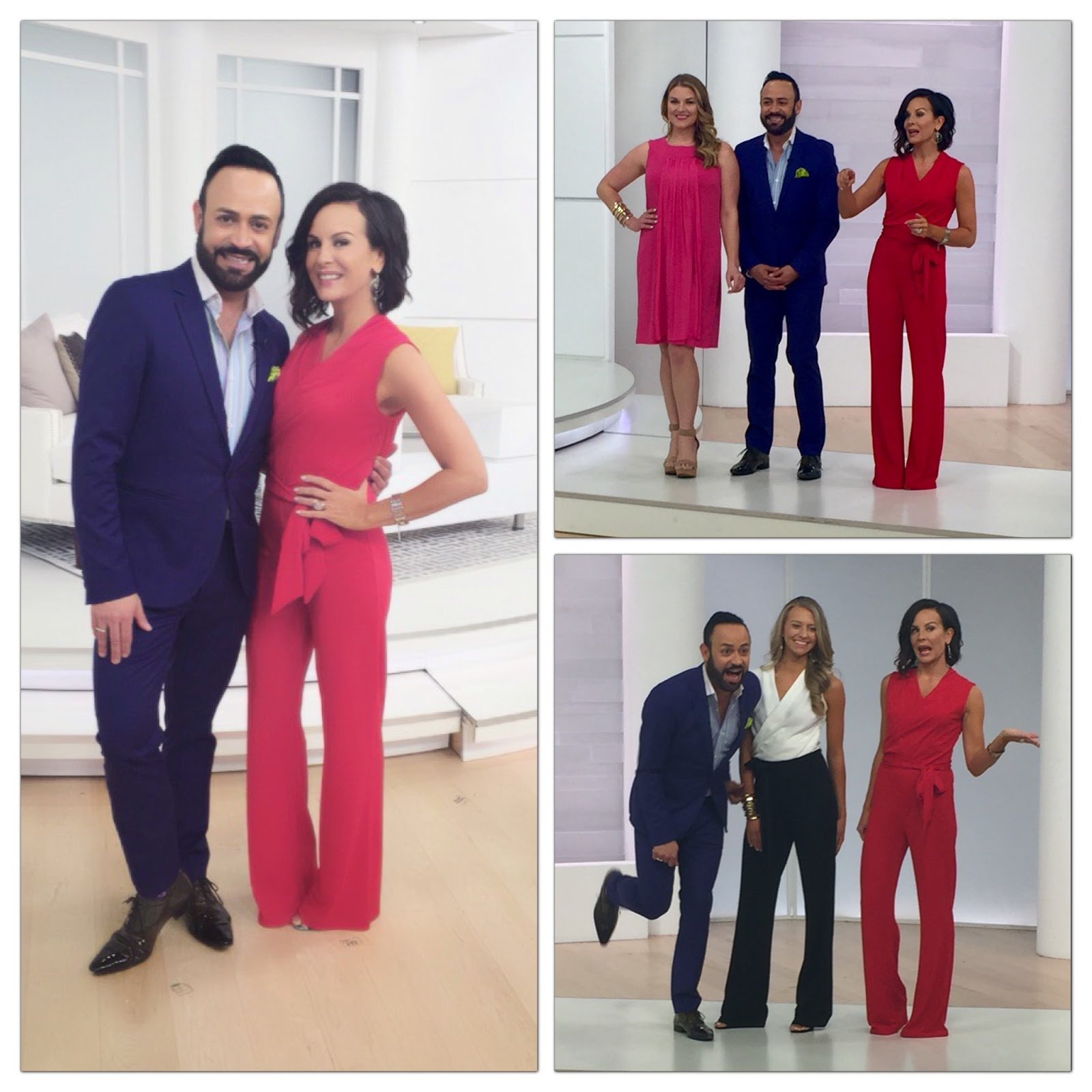 Evine Live Shopping Network - April show presentation on evine live