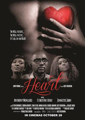 Best Okoduwa's Heart Set to Hit Cinemas Nationwide October 28