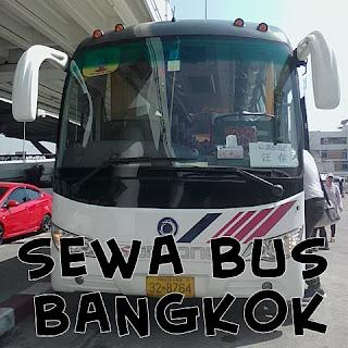 sewa bus rombongan bangkok