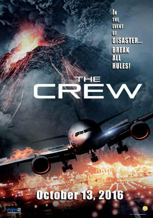 The Flight Crew 2016 HDRip 720p Dual Audio 900Mb ESub Full Movie Free Doiwnload