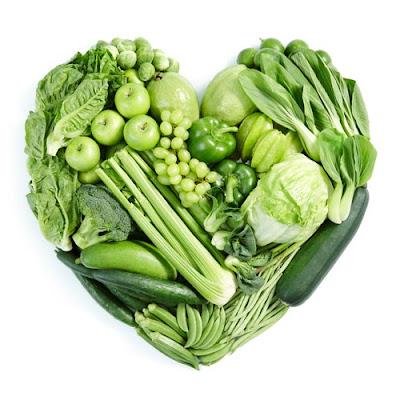 La diabetes y las hojas verdes