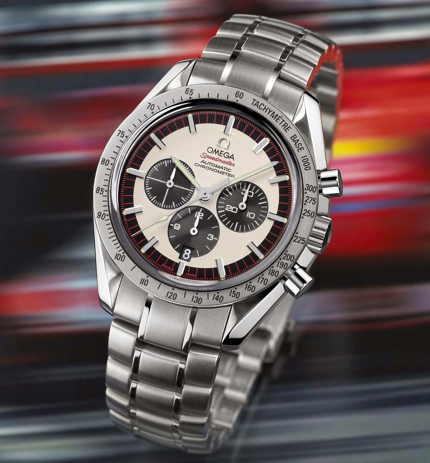 "OMEGA Speedmaster Michael Schumacher ""The Legend"" Limited Edition"