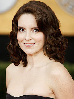 hot sexy Tina Fey hairstyle