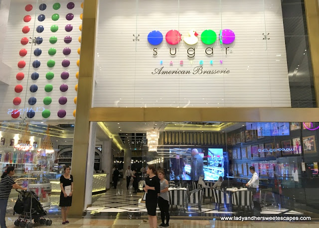 Sugar Factory in Dubai Festival City
