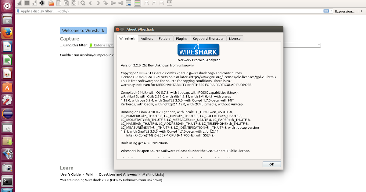 How to install program on Ubuntu: How to Install Wireshark