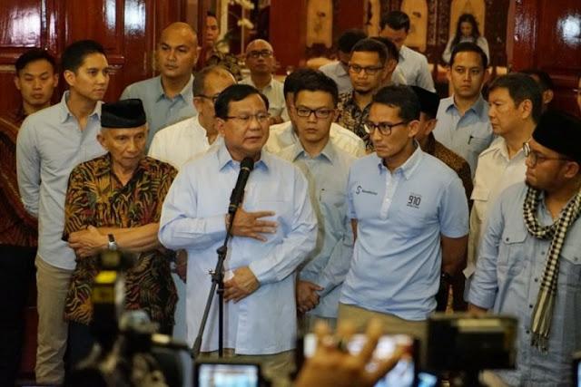 Percaya Hoax Ratna, Dahnil: Prabowo Tak Pernah Berburuk Sangka