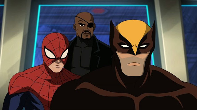 Marvel, Fury Files, Animated Series, Disney+, Agents of Shield, spider-man