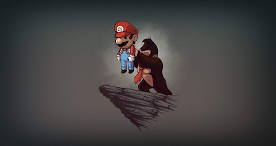 Excelente Wallpaper de Mario Bros