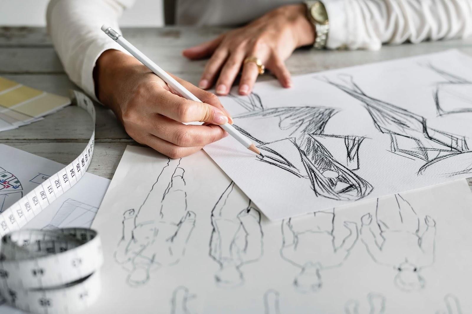 تعلم كيفية تطوير وتحسين مهارة الرسم لديك عبر خطوتين معلوماتي