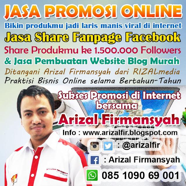 jasa promosi online