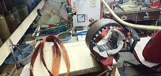 cooler fan motor winding data coil turn data in hindi by motorcoilwindingdata.com.electricals trendz cooler motor rewinding