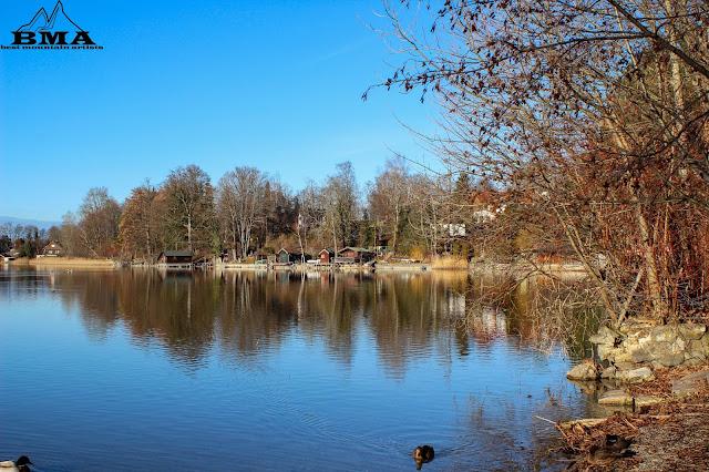 Rundweg um den Staffelsee - Murnau - Uffing - Seehausen - Wandern Bayern - Best Mountain Artists