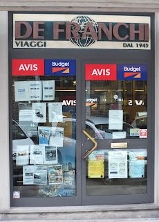 Avis / Budget Car Rental Office, La Spezia, Liguria