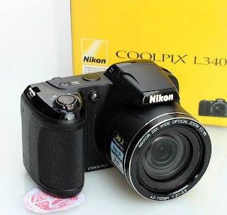 jual nikon l340 bekas - Kamera Prosumer