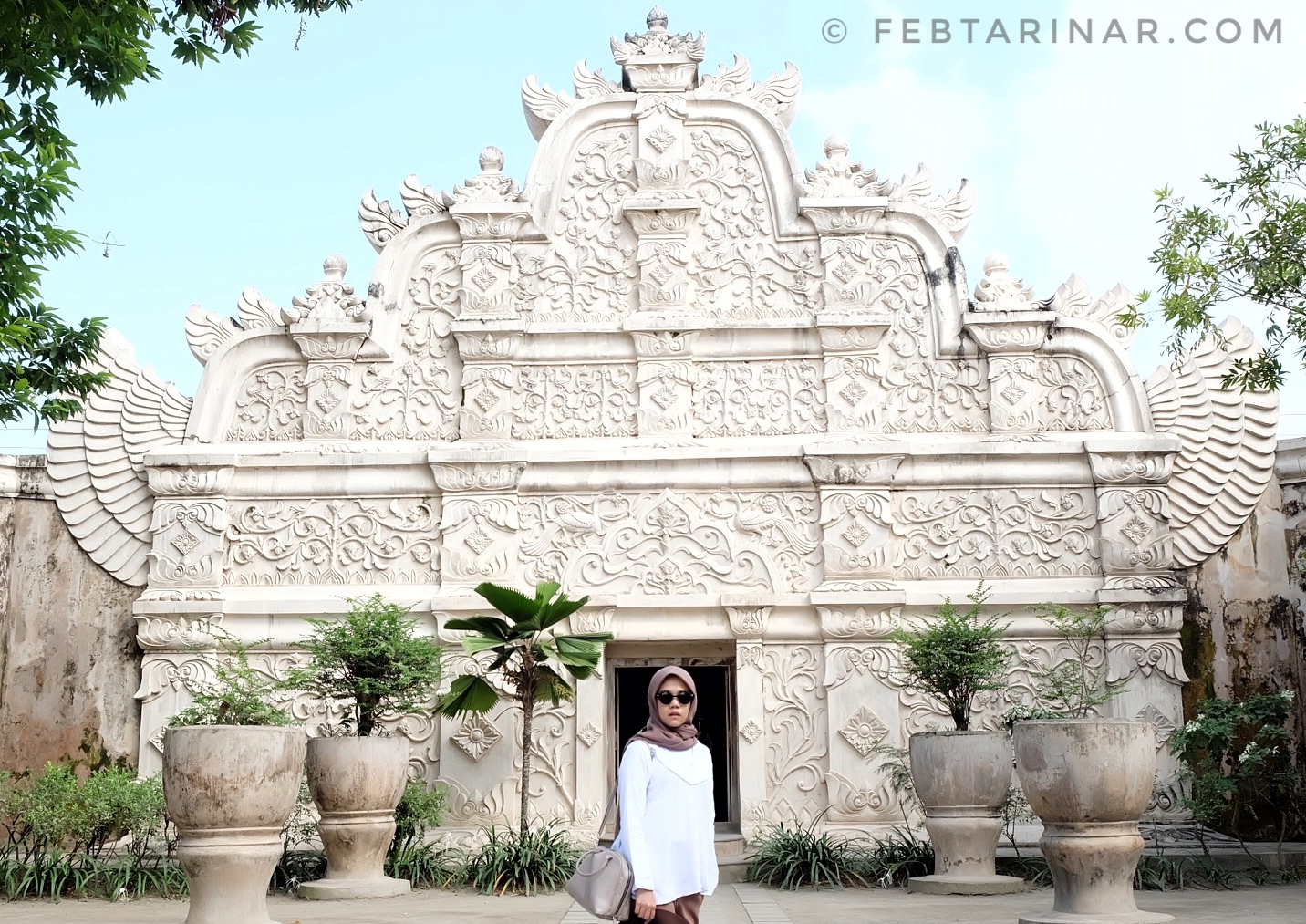 Spot Foto Instagramable Di Tamansari Yogyakarta Rara Febtarina Rara Febtarina Indonesian Beauty Lifestyle Blogger Blogger Bandung