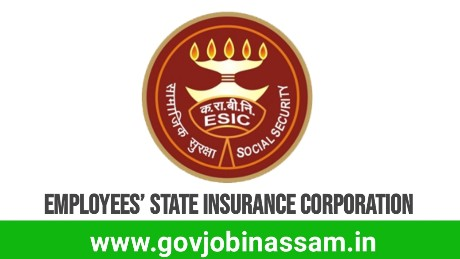 Employees' State Insurance Corporation (ESIC) Recruitment 2018