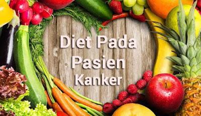 Diet Untuk Pasien Kanker