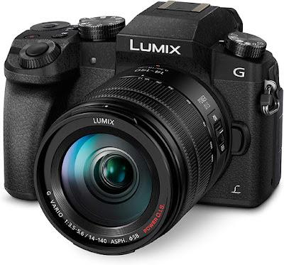 Panasonic Lumix DMC-G7 (14-140 mm)