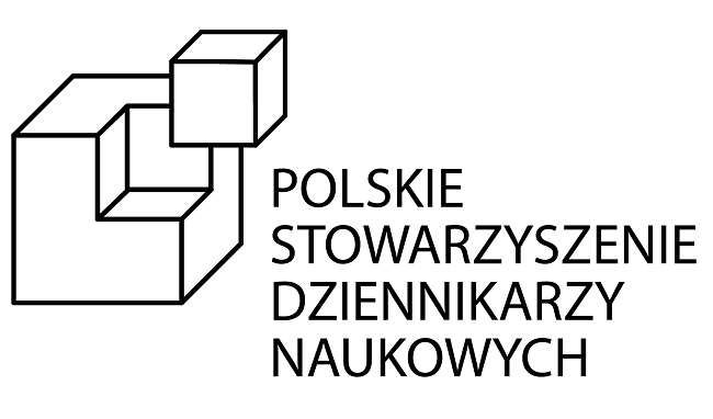 Polskie Stowarzyszenie Dziennikarzy Naukowych - logo