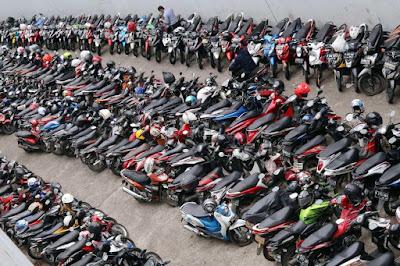Penjualan Motor di Indonesia
