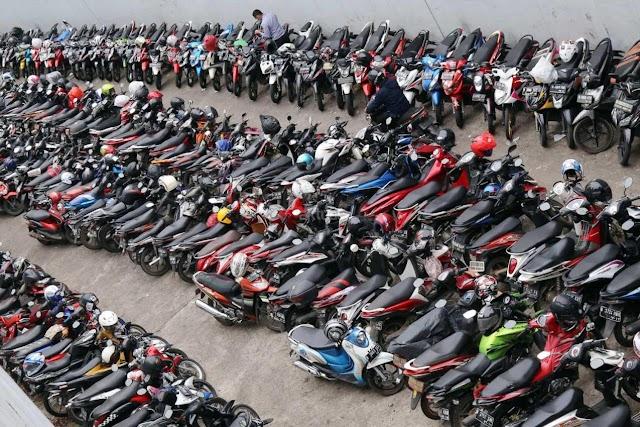Data AISI Bulan Mei 2018 : Honda Turun, Yamaha Tersenyum Bisa Naik 23%