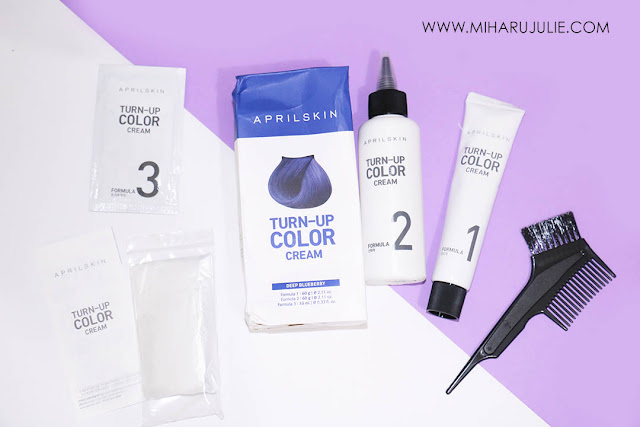 April Skin Turn Up Colour Treatment vs April Skin Turn Up Colour Cream Review
