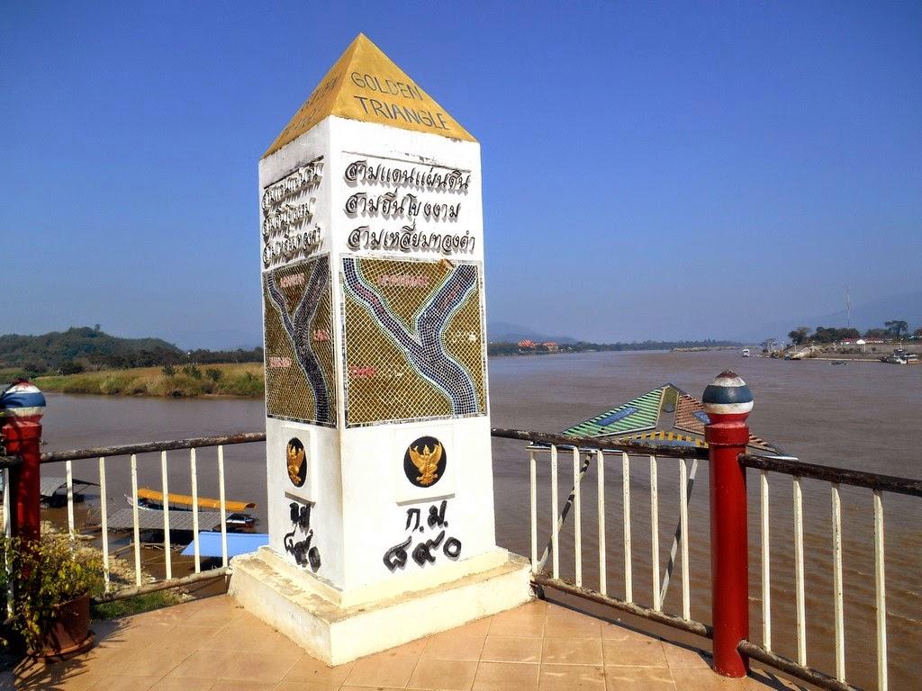 triangolo d'oro thailandia sop ruak