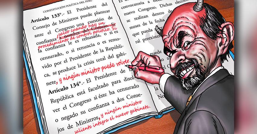Carlincaturas Sábado 10 Marzo 2018 - La República