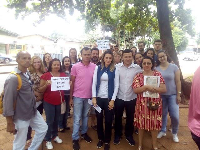 NOTA DE ESCLARECIMENTO: Auxiliares de Atividades Educativas de Goiânia