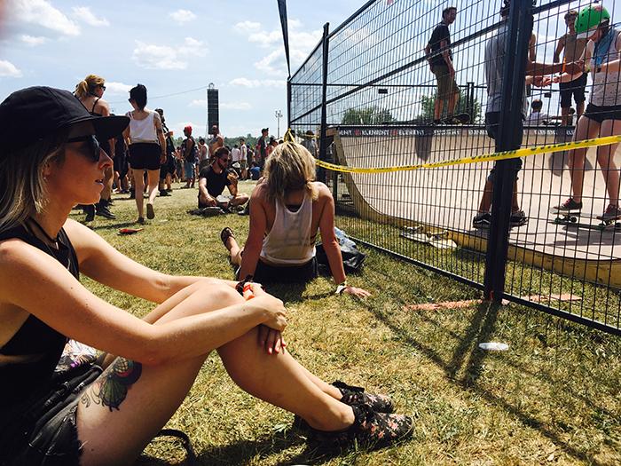 2016 Amnesia Rockfest Music Festival