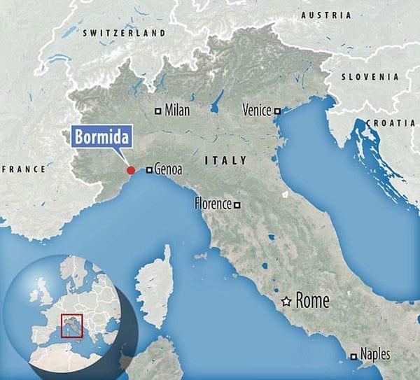 Una villa italiana ofrece más de 2 mil dólares por vivir ahí