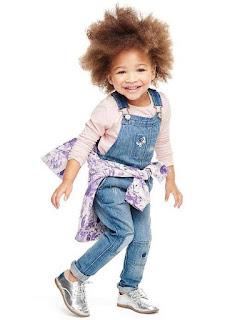 Áo khoác nỉ in hoa có nón bé gái. BabyGap. Size 1-5T.