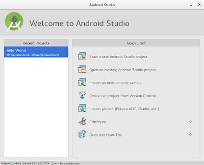 Ridzwan's Blog: How to Install Oracle Java and Android
