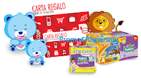 Logo Pampers ti regala Card Bennet da 10 euro