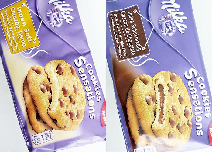 Milka-News #12 :: Cookies Sensations / Milka Waffel Großtafel