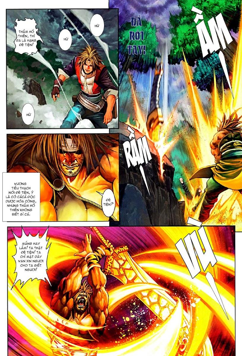 Ôn Thụy An Quần Hiệp Truyện chap 74 trang 16