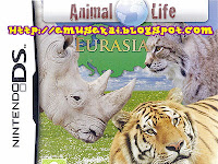 ROM Animal Life Eurasia (E) NDS