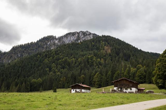 Rundweg Röthelmoos Almen – Weitsee  Wandern Ruhpolding  Wanderung Chiemgau 10